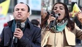 HDP'li Hezer ve Sarıyıldız'ın...