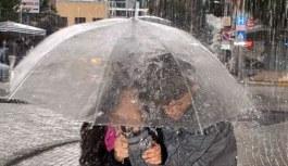 İstanbul'da alarm - Şiddetli yağmurlar...