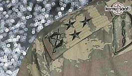 2 korgeneral, 1 tuğgeneral ve 19 albay...