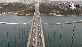 İstanbul Valiliği'nden köprü'de çalışma açıklaması!
