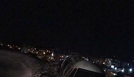 Özel jet Atatürk Havalimanı'nda iniş sırasında düştü, trafik kapatıldı