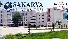 Sakarya Üniversitesi Tıp Fakültesi Eğitim-Öğretim...