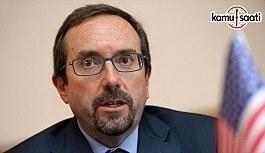 ABD'nin Ankara Büyükelçisi Bass'tan 'vize' açıklaması