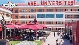 İstanbul Arel Üniversitesi Önlisans ve...