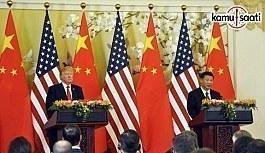 ABD ve Çin Kuzey Kore konusunda anlaştı