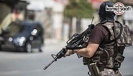 Aranan teröristlerden 74'ü etkisiz...