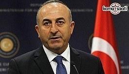 Dışişleri Bakanı Çavuşoğlu: Soçi...