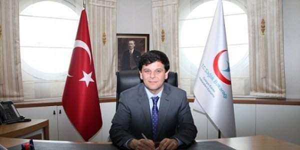 TKHK'de Deprem! Başkan Görevden Alındı