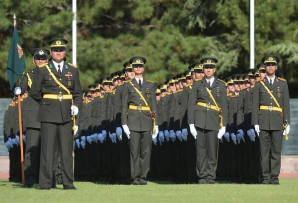 TSK Mevcut Personel Sayısını Açıkladı