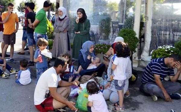 Türk Kaptan 116 Suriyeli Göçmeni Kurtardı