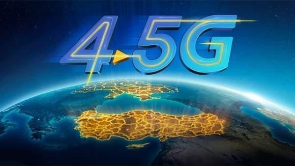 Turkcell 4.5G uyumlu sim kartın yanında 1 GB internet hediye edecek.