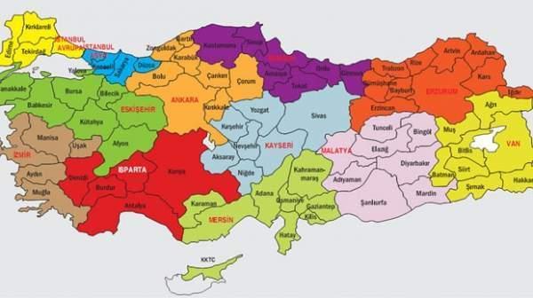 Türkiye'nin En Zengini Ankara En Fakiri Batman ve Şırnak