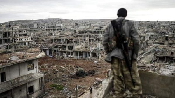 Uluslararası Af Örgütü: YPG köyleri yakıp yıkıyor