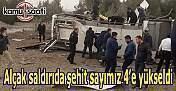 Diyarbakır'daki saldırıda şehit sayısı 4'e yükseldi