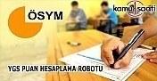 2017 YGS Puan Hesaplama Robotu ÖSYM