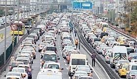 1 Mayıs'ta İStanbul'da hangi yollar trafiğe kapalı olacak?