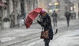 Dikkat! Meteoroloji'den kar yağışı uyarısı