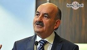 Bakan Müezzinoğlu'ndan 1 Mayıs açıklaması!
