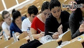 İsmet Yılmaz'dan Üniversiteye giriş sınav sistemi açıklaması
