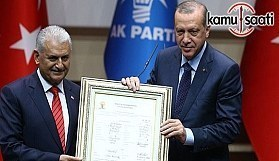 AK Parti MKYK Toplantı tarihi belli oldu