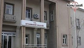 Diyarbakır Valiliğinden operasyon açıklaması - 30 Mayıs 2017 Salı