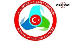Gümrük ve Ticaret Bakanlığı Personel Yönetmeliğinde Değişiklik Yapıldı