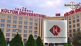 İstanbul Kültür Üniversitesi PDR Uygulama ve Araştırma Merkezi Yönetmeliği