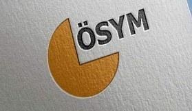 ÖSYM'den LYS ve YGS'ye girenlere eğitim bilgisi güncelleme uyarısı