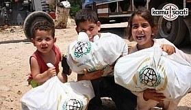Ramazan Bayramında Sizlerde Yetimlerin Yüzünü Güldürün