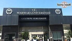 Marmara Üniversitesi Yaz Okulu Yönetmeliği Yürürlükten Kaldırıldı