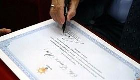 Erdoğan o belgeleri tek tek imzaladı