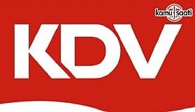 Maliye Bakanı Ağbal: KDV düzenlemesi yıl bitmeden Meclis'te olacak