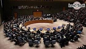 Birleşmiş Milletler Güvenlik Konseyi 'Kudüs' gündemiyle toplandı