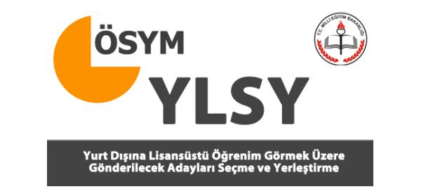 YLSY bursu için yeni ilan açılacak