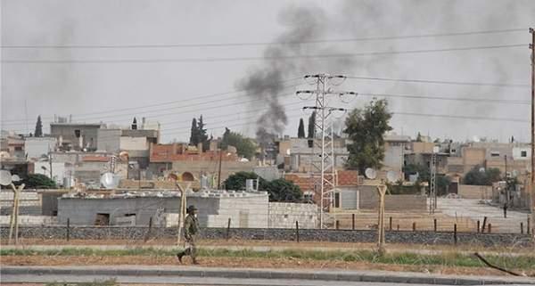 YPG'ye İntihar Saldırısı