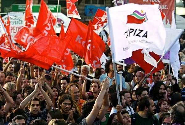 Yunanistan Yarın Sandık Başında