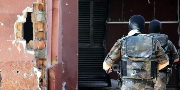 Yurt genelinde IŞİD operasyonları 42 gözaltı