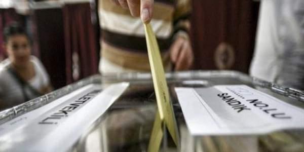 Yurtdışında oy verme işlemleri yarın sona erecek