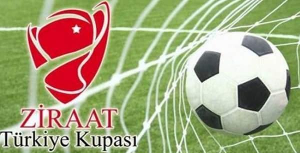 Ziraat Türkiye Kupası 2. Tur Sonuçları
