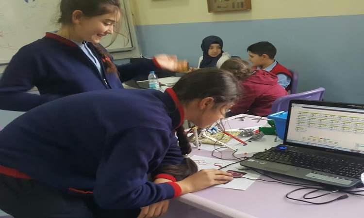 Cebeci Ortaokulu-kodlama