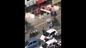 İzmir Konak'ta bombalı araç paniği