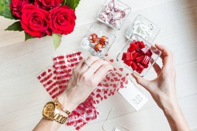 14 Şubat Sevgililer Günü hediyeleri - El yapımı hediyeler
