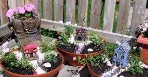 Minyatür Bahçelerle Renklenin