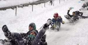 9 Ocak 2017 Kar tatili Olan İllerin Listesi
