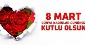 En güzel 8 Mart Dünya Kadınlar Günü mesajları - Resimli ve sözlü kutlama mesajları