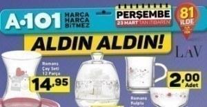 A101, BİM, ŞOK Aktüel Kataloğu 22-23-30 Mart 2017