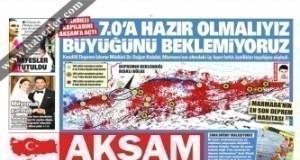 Gazete Manşetleri 28 Eylül 2019