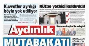 9 Ocak 2017 Gazete Manşetleri