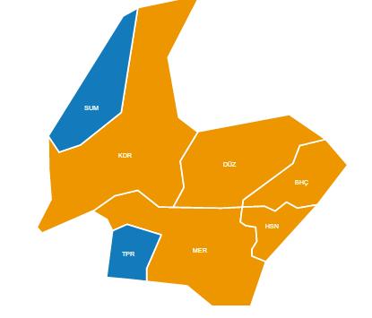 1 Kasım 2015 Osmaniye kesin seçim sonuçları