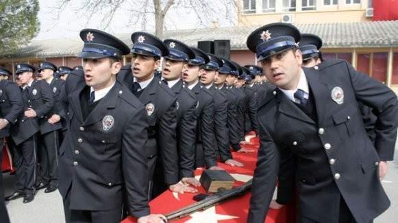 6 bin polis adayı için başvuru kılavuzu yayımlandı